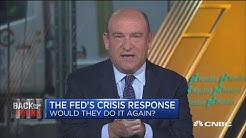Breaking down the Fed's financial crisis response