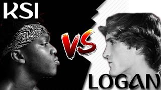 KSI VS LOGAN PAUL - Fight Hype Trailer