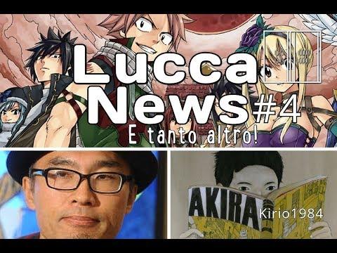 Come avere l'autografo di Hiro Mashima di Fairy Tail a Lucca! E tantissime altre news!