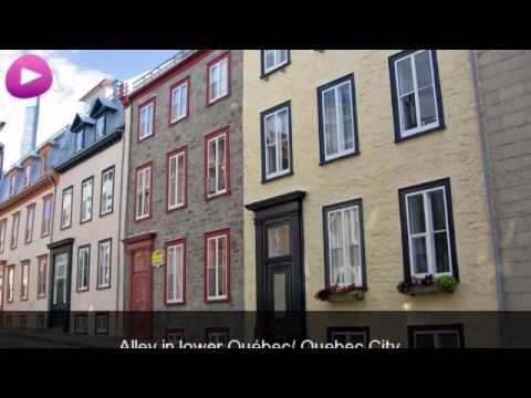 Quebec City Wikipedia travel guide video. Created by Stupeflix.com