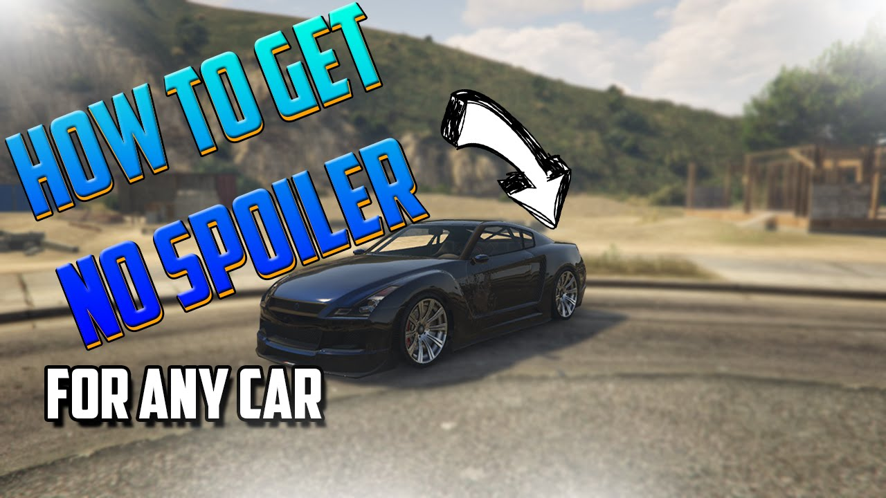 Gta online no pictures for cars