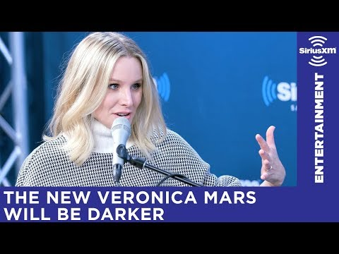 Kristen Bell warns  that new Veronica Mars episodes will be darker and a little bit different.