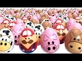 Old Macdonald Had A Farm Surprise Eggs Peppa Pig Disney Mickey Mouse Huevos Überraschung Eier video