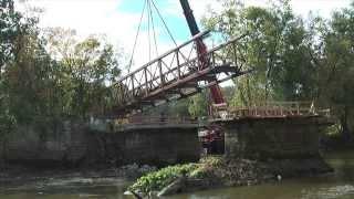 Aqueduct Bridge Over the Tuscarawas River