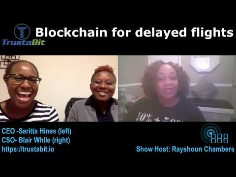 "WHAT?!.. Airlines using ""BLOCKCHAIN"" ......How?!!!!!!!!"