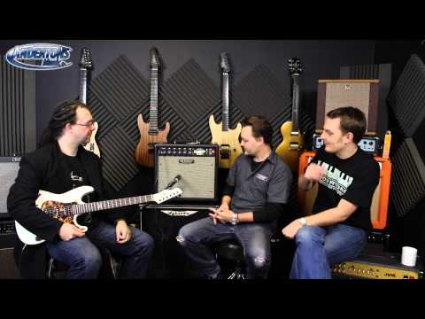 Mesa Rect-O-Verb 25 Combo Demo - You will love it!!