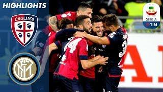 Cagliari 2-1 Inter | Icardi assente, il gol al volo di Pavoletti assicura la vittoria | Serie A