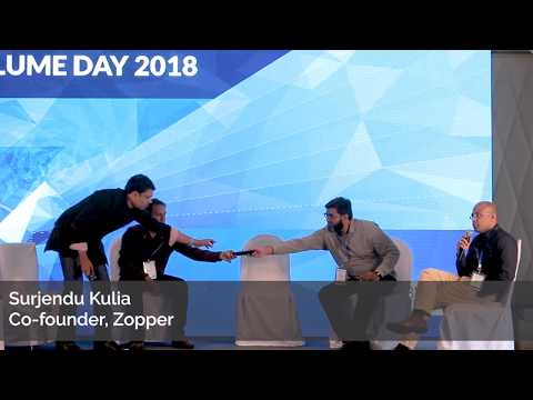 Blume Day 2018 - Evolution of the Indian SMB