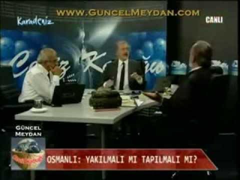 Kadir Mısıroğlu Kemalist Profesörü Canlı yayında fena bozdu..!!!
