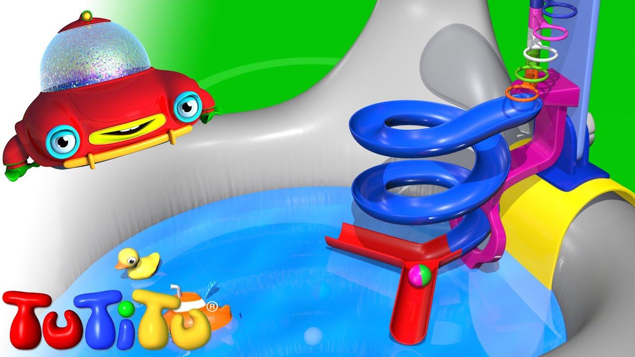 Zabawki TuTiTu Zabawki kąpielowe