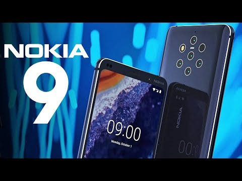 Nokia 9 - OFFICIAL VIDEO LEAKED