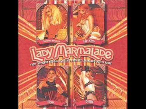 Moulin Rouge_Lady Marmelade...karaoke