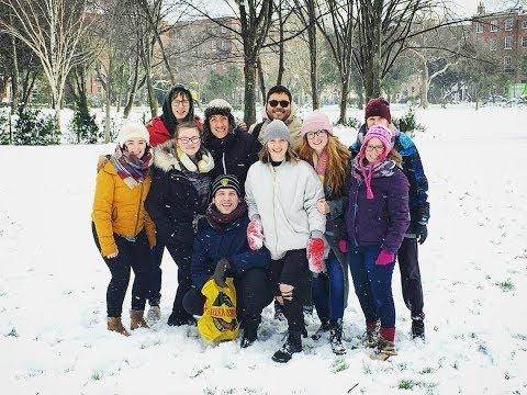 Snow in Ireland! | Sarah Douglas