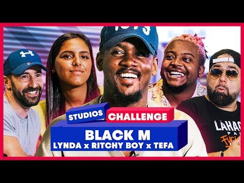 Youtube: BLACK M, LYNDA et RITCHY BOY refont LOLITA remixé par TEFA! – Red Bull Studios Challenge #11