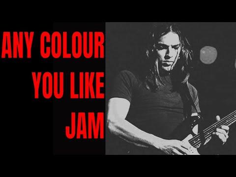 Massive Pink Floyd Style Dorian Psychedelic Funk Backing Track [D Dorian - 74 BPM]