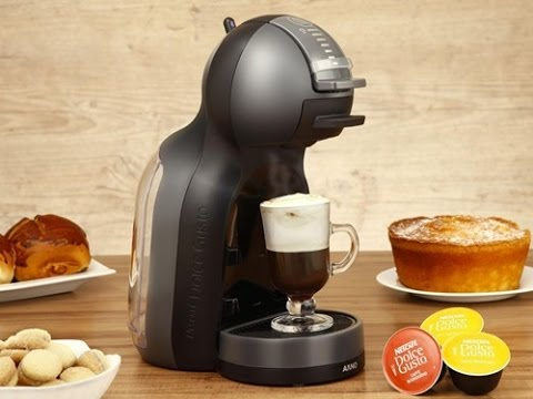 unboxing dolce gusto mini me nescaf 30 caixas de. Black Bedroom Furniture Sets. Home Design Ideas