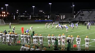 5A State Playoffs: Salina South @ Kapaun 10/30/20