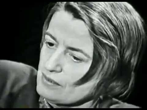 """Ayn Rand on America: """"You are moving toward disaster."""" 