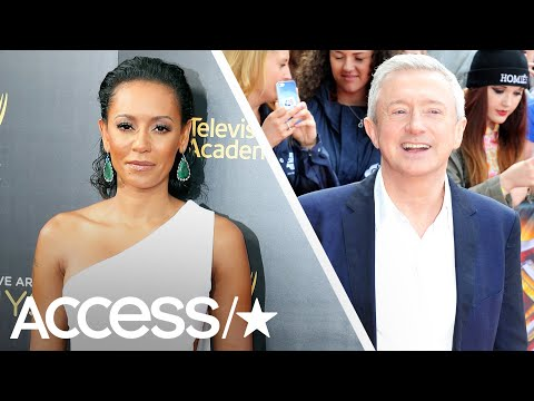 Louis Walsh Gropes Mel B's Butt In Resurfaced Video From 2014