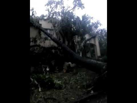 Hurricane Matthew Storm Damage Pt2