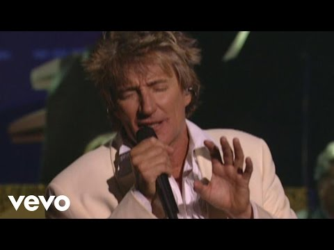 Rod Stewart - That's All (from It Had To Be You...The Great American Songbook)