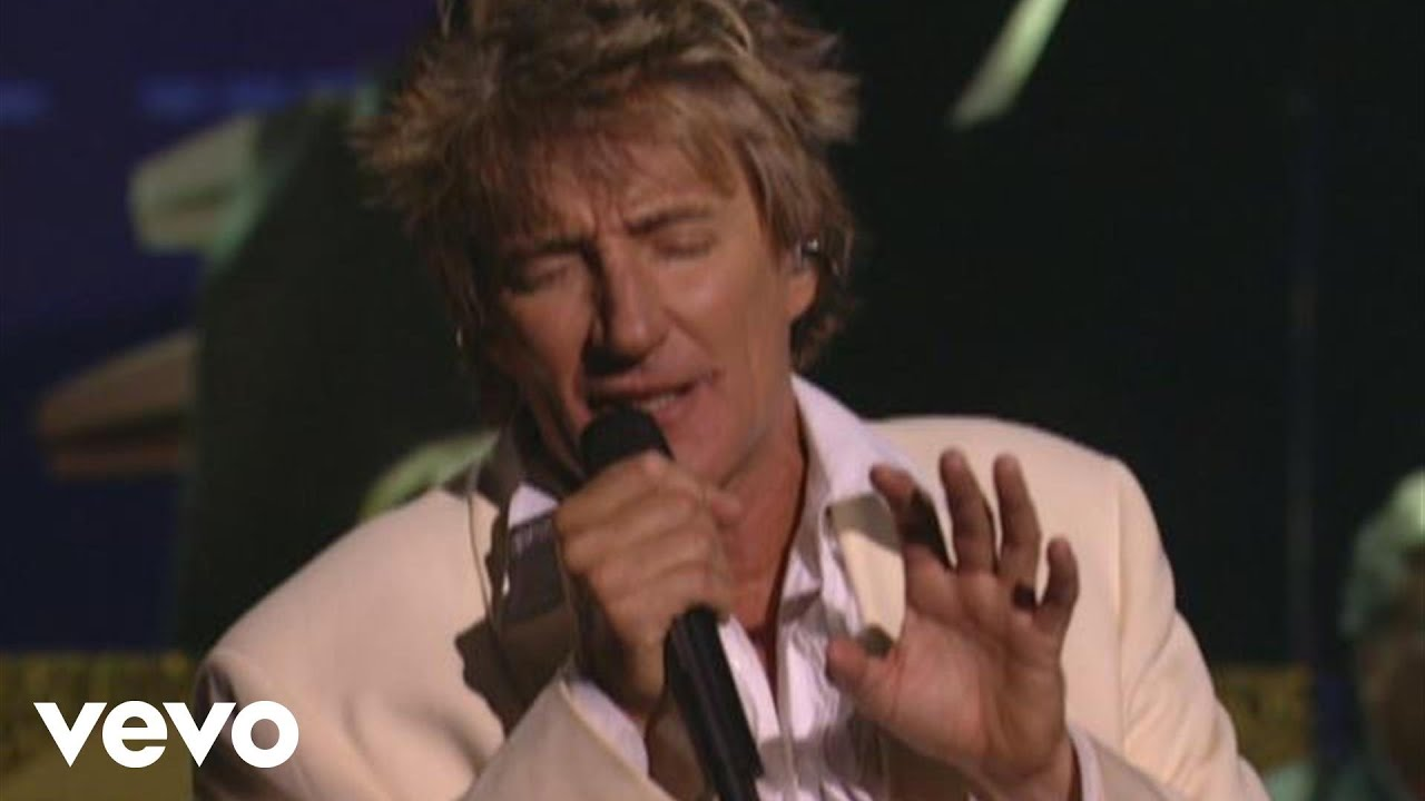 Rod Stewart - That's All (from It Had To Be You)