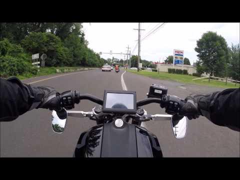 Harley Davidson Livewire Demo Ride July 18th 2014