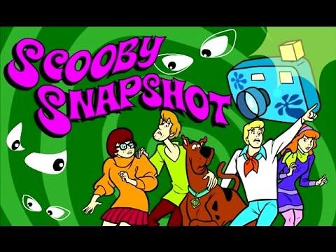 Scooby Doo! - SCOOBY SNAPSHOT (Cartoon Network Games ...