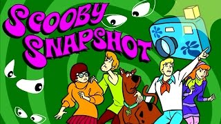 Scooby Doo! - SCOOBY SNAPSHOT (Cartoon Network Games)
