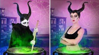 10 DIY Weird Makeup Ideas / Monster Makeup