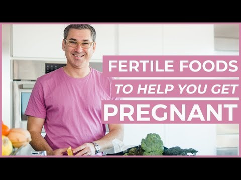Fertile Foods to help you Get Pregnant