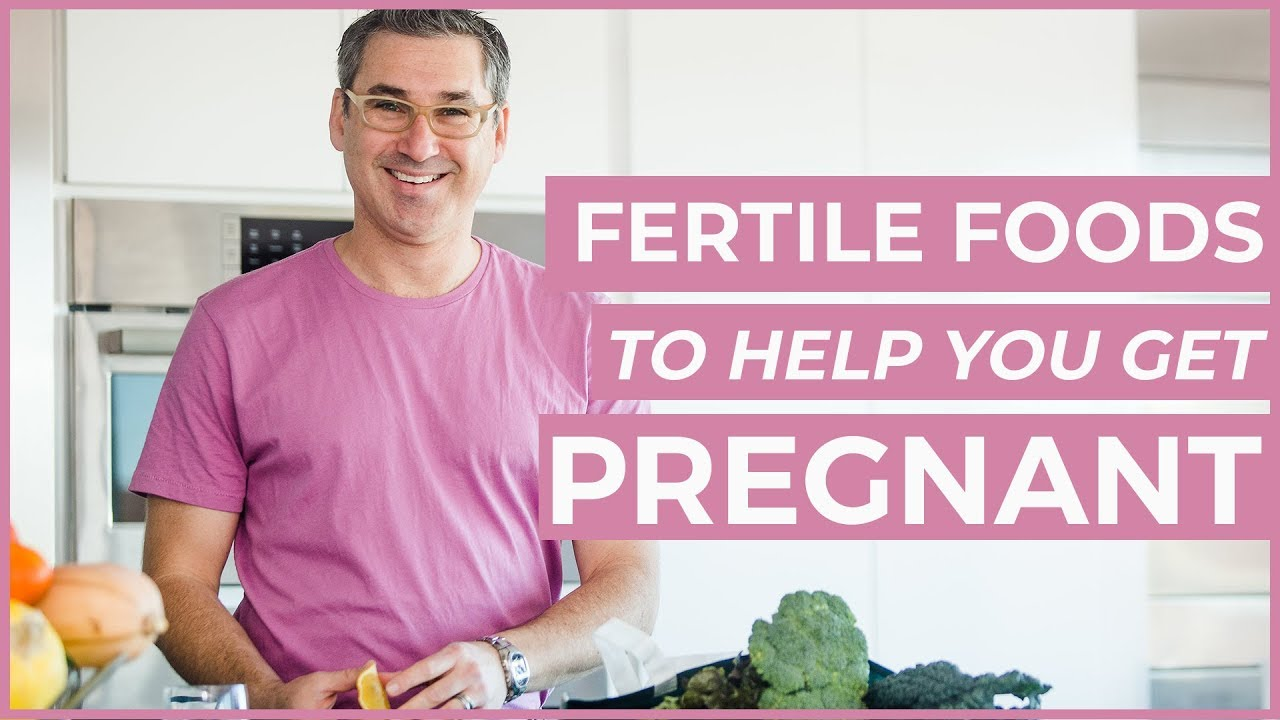 Fertile foods to help you get pregnant youtube ccuart Images
