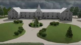 3D rconstruction of historical gardens, the case of Stend in Bergen: Group south