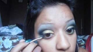 # 2 Easter Makeup Tutorial Thumbnail
