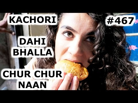 DELHI STREET FOOD CHANDNI CHOWK AND AE DIL HAI MUSHKIL | INDIA | TRAVEL VLOG IV