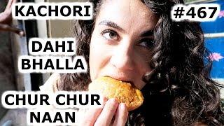 DELHI STREET FOOD CHANDNI CHOWK AND AE DIL HAI MUSHKIL | INDIA | TRAVEL VLOG IV