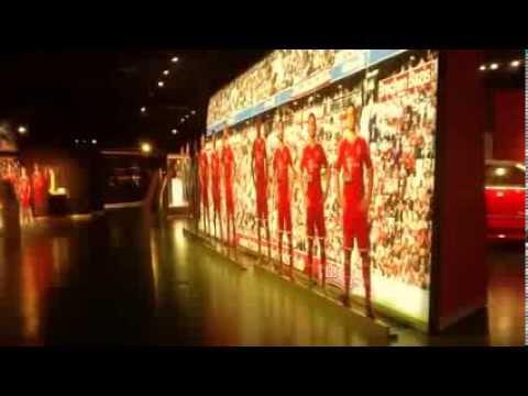 Bayern München - Erlebniswelt in der Allianz Arena in München
