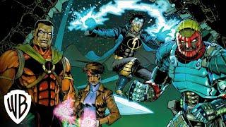 Static Shock: Season 1 | A League of One - The Dwayne McDuffie Story | Warner Bros. Entertainment