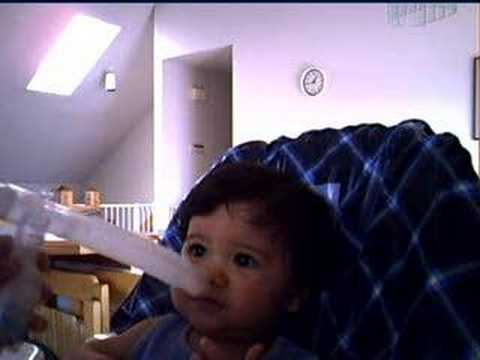 Noah's Breathing Treatment
