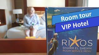 Rixos Sharm El Sheikh Egipte Family room tour VIP Hotel