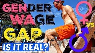 Explaining The GENDER WAGE GAP | Unbiased Truth