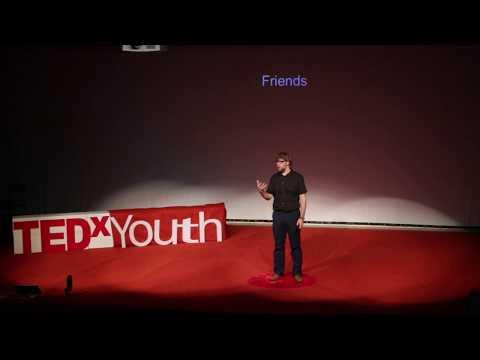 Friends with strangers | Ralf Mayenberger | TEDxYouth@BWYA