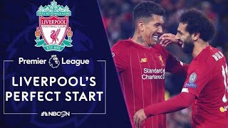 Liverpool's perfect Premier League start | NBC Sports