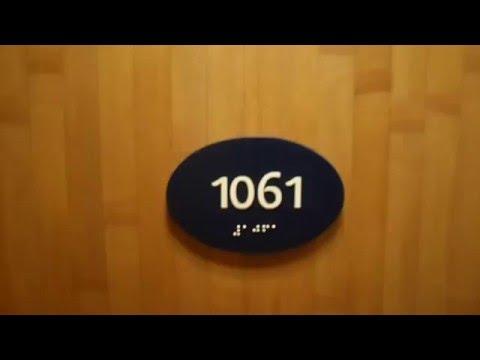 cabine 1061 costa pacifica