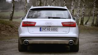 Audi A6 allroad quattro 2012 exterior