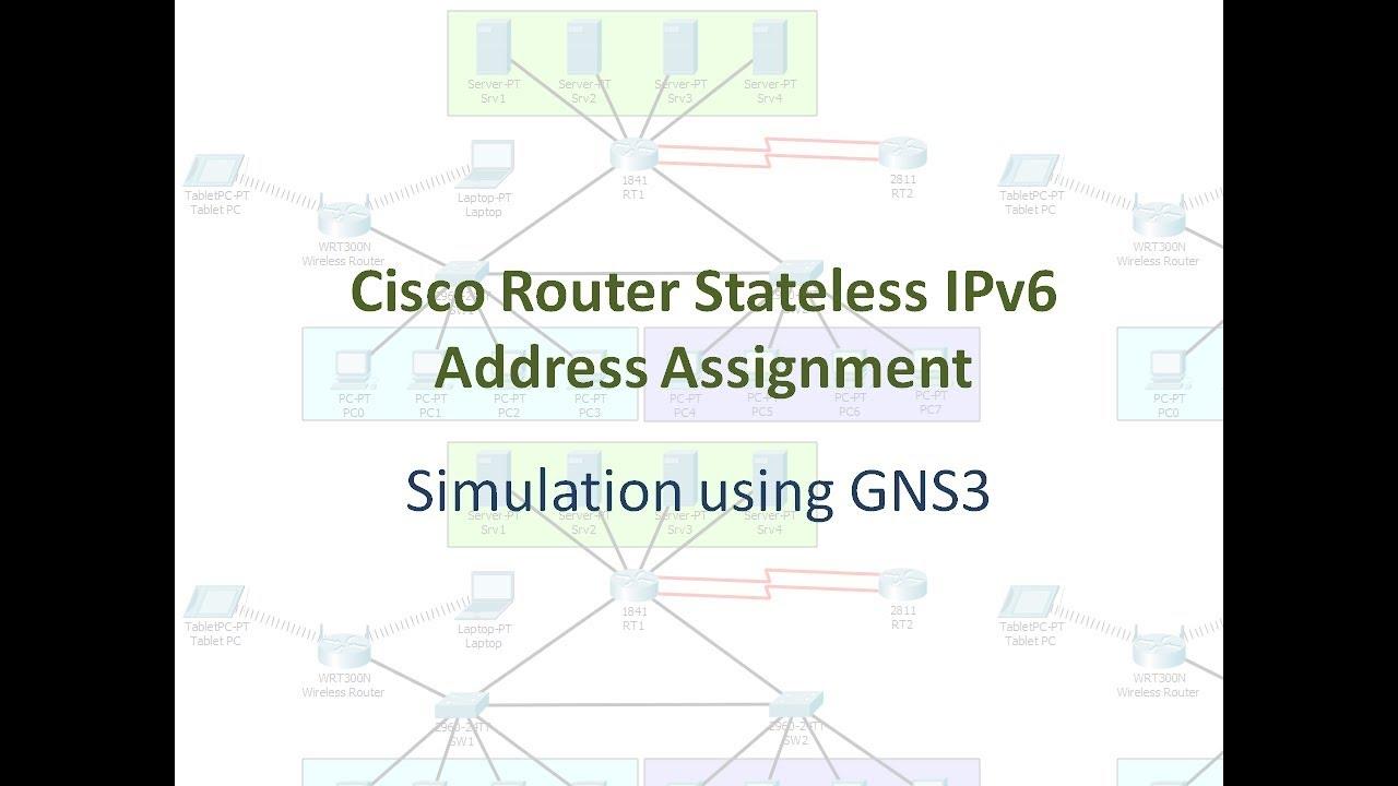 ipv6 address assignment