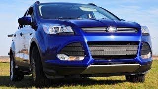 HD Driving Clips - 2014 Ford Escape SE FWD - Great Interior Layout, Seats and Tech