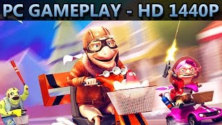 Coffin Dodgers | PC GAMEPLAY | HD 1440P
