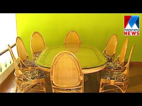Cane Furniture Trends | Veedu | Manorama News