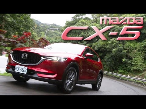就決定是妳了 理想伴侶日記 Mazda Cx 5 2019 汽車視界新車試駕